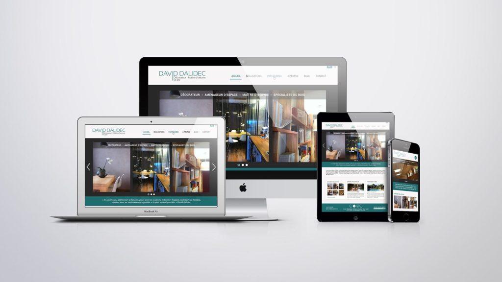site web création graphique